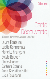 Carte decouverte
