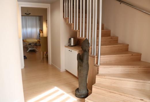 Entre e escalier