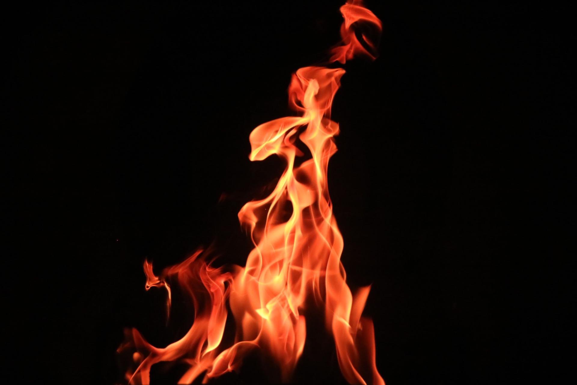 Pentecote feu